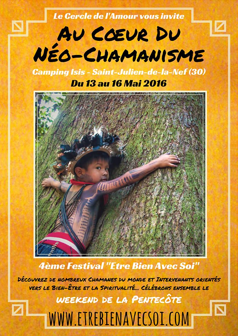 4ème Festival «Etre Bien Avec Soi» du 13 au 16 mai 2016
